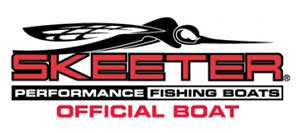 Official Boat of Joe Bass Team Trail