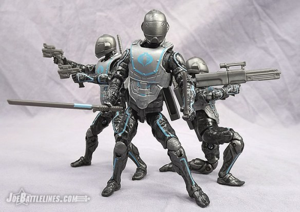 G.I. Joe Retaliation Cyber Ninjas