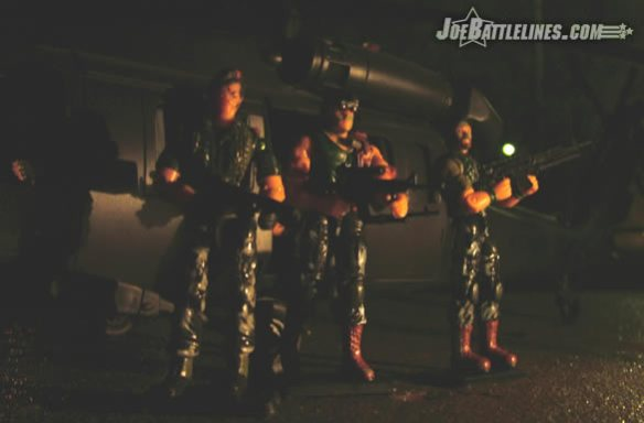 Night Force deployed