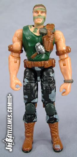 Night Force Grunt front