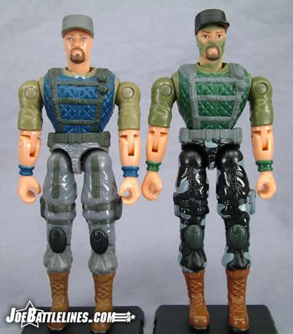 Night Force Gung Ho comparison