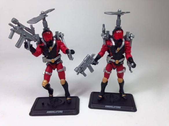 Joe Con 2015 Iron Grenadier Annihilators