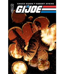 IDW: GI Joe Issue #5