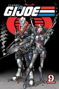 Classic G.I. Joe volume 9