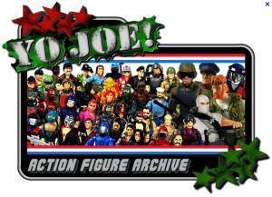 YoJoe.com figure archive