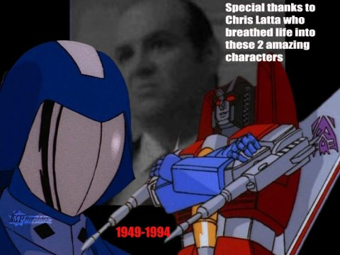 Starscream Cobra Commander