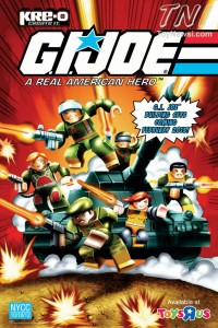 gi joe kre-o sets