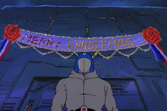 Cobra Commander Christmas