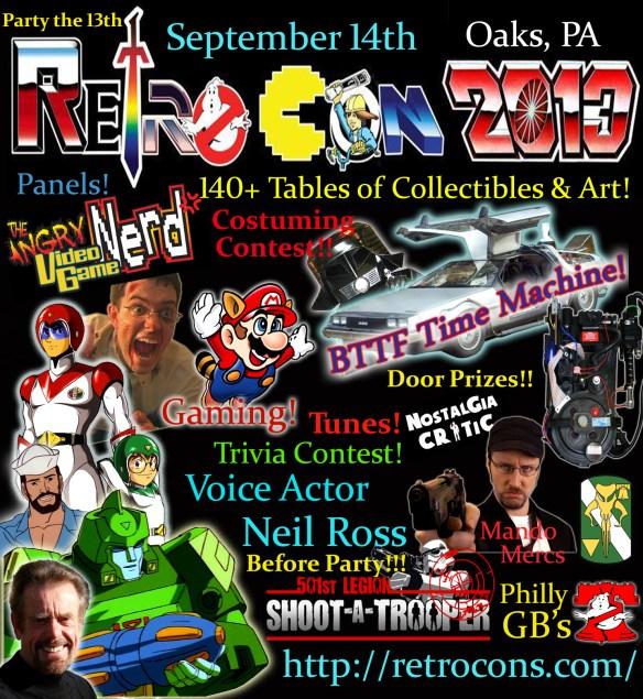 Retro Con 2013