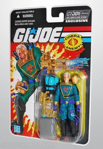 G.I. Joe FSS 2 Cesspool
