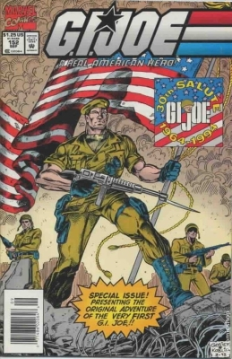 G.I. Joe 152 featuring Joe Colton
