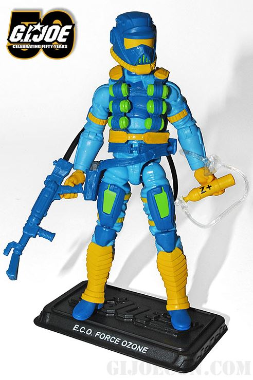 G.I. Joe Convention exclusive Ozone