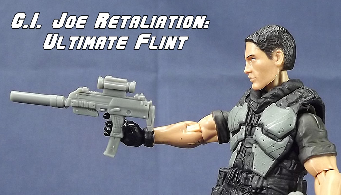 G.I. Joe Retaliation Ultimate Flint Review