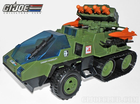 G.I. Joe Collector's Club Havoc Mk 2
