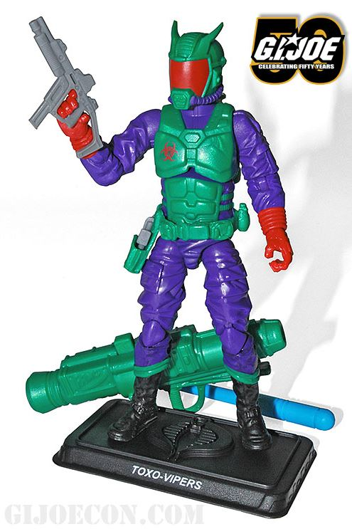 G.I. Joe Collector's Convention Toxo-Viper