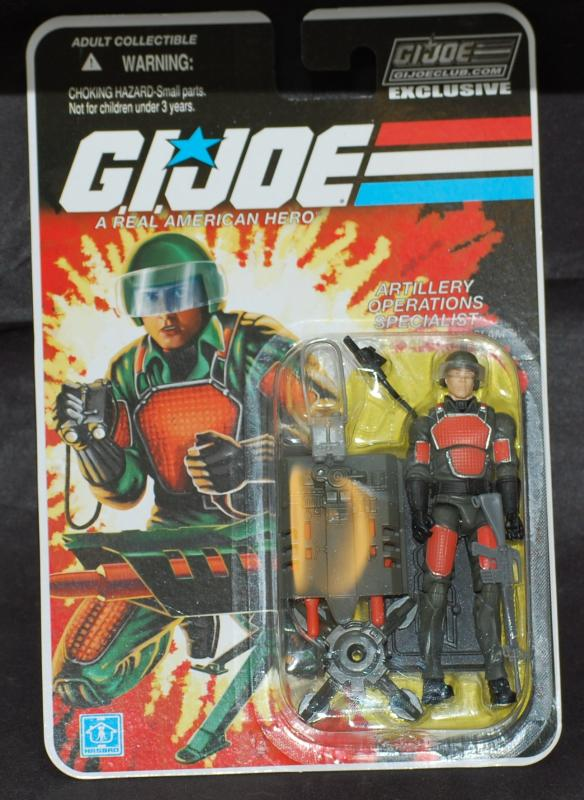 G.I. Joe Collector's Club FSS Grand Slam