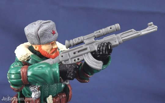 G.I. Joe Collector's Club FSS Big Bear