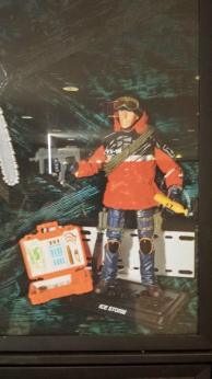 G.I. Joe Convention 2014 Rescue Ops Ice Storm