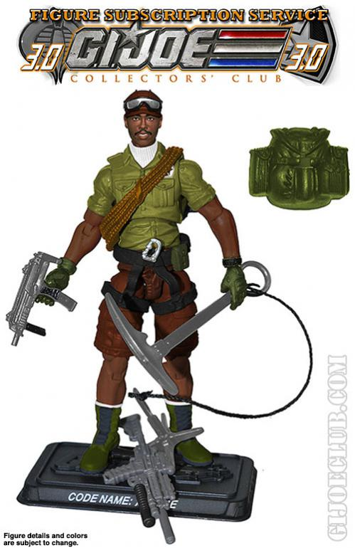 G.I. Joe Collector's Club FSS 3.0 Alpine