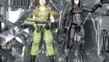 G.I. Joe 50th Anniversary Social Clash Lady Jaye Baroness