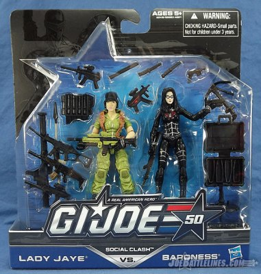 g.i. Joe social clash review