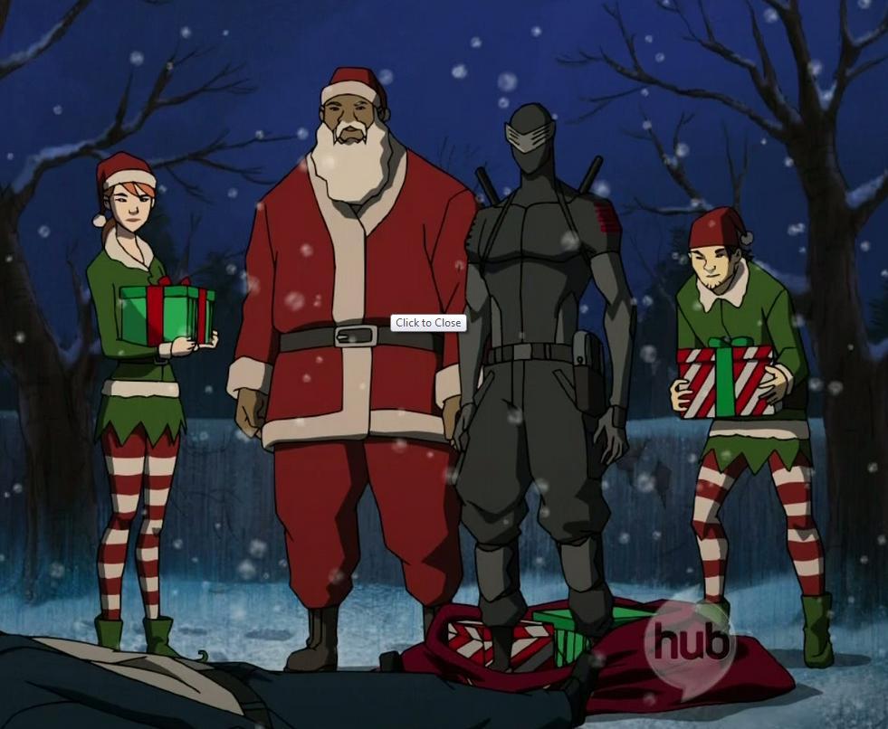 Christmas - JoeBattleLinesJoeBattleLines