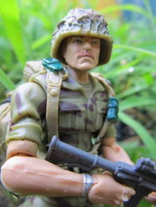 G.I. joe Collector's Club footloose