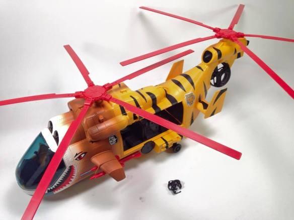 Joe Con 2015 Tiger Hawk