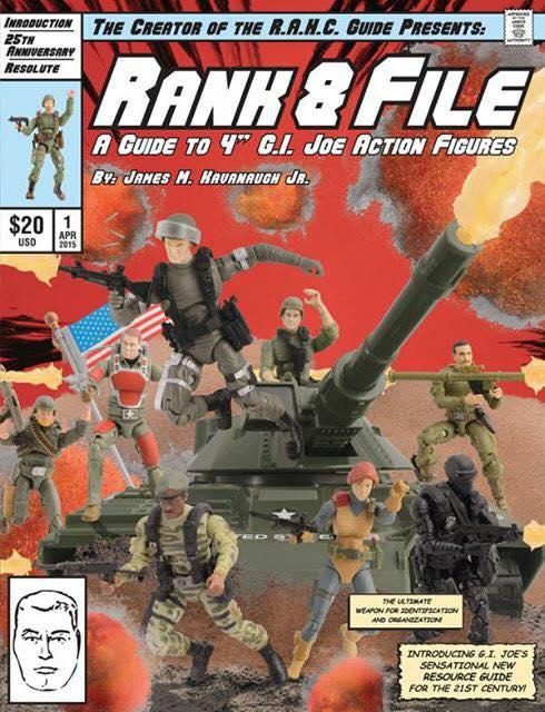 Rank & File cover