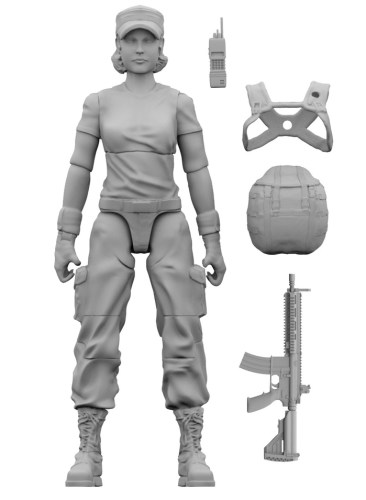 legion xiv kickstarter digital render 3d models