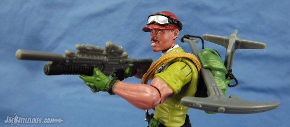 G.I. Joe FSS 3 Alpine