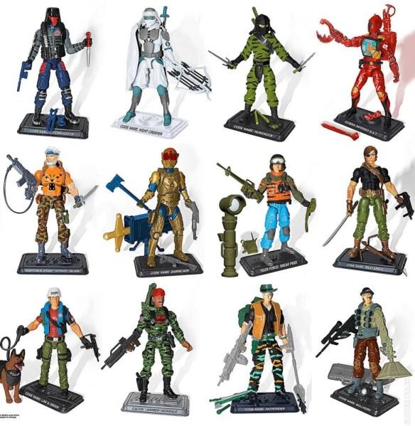 G.I. Joe FSS 4 roster