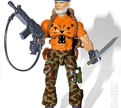 FSS 4 Tiger Force Outback