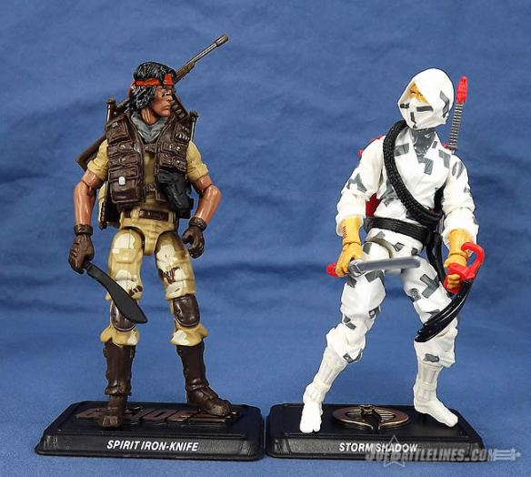 G.I. Joe Classic Clash two-pack