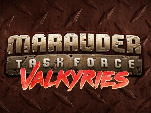 marauder taskforce valkyries kickstarter