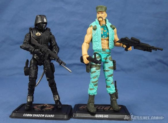 G.I. Joe Marine Devastation