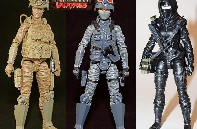 Marauder Task Force Valkyries