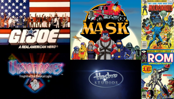 Hasbro Cinematic Universe