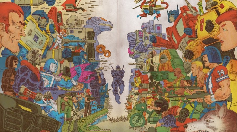 Transformers vs G.I. Joe #13