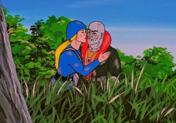"""""""Careful Destro, she'll cost you your ancestral home!"""""""