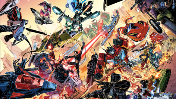 idw revolution event