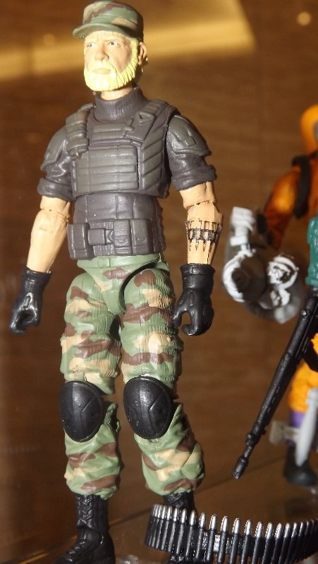 2013 G.I. joe concept case Rock-n-Roll