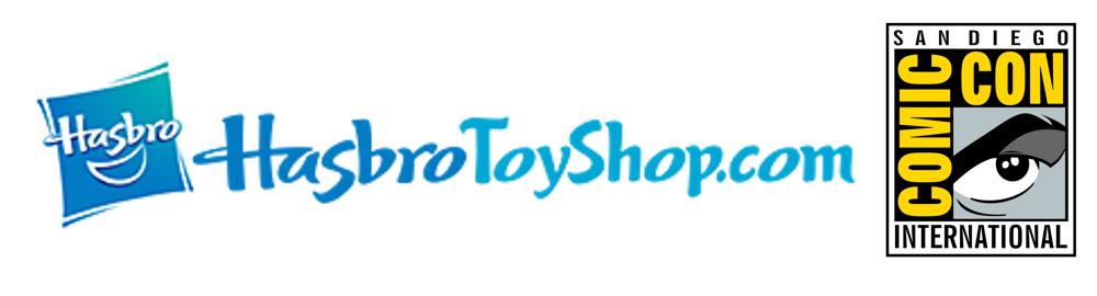 SDCC 2016 Hasbro exclusives