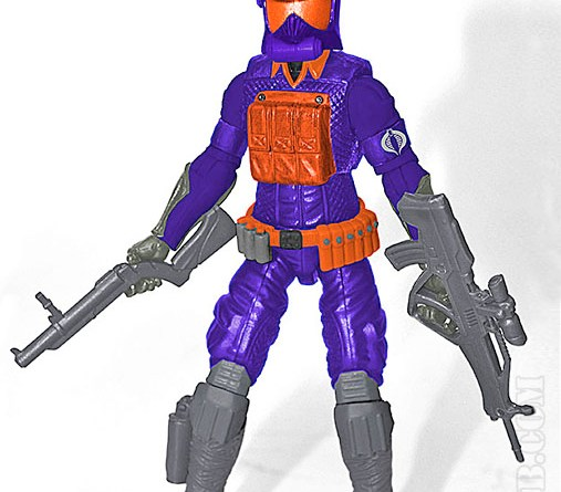G.I. Joe FSS 5 Battle Corps Cobra Viper