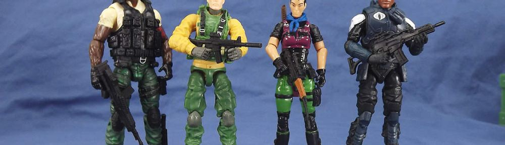 G.I. Joe Heavy Conflict Mission Accepted reviews