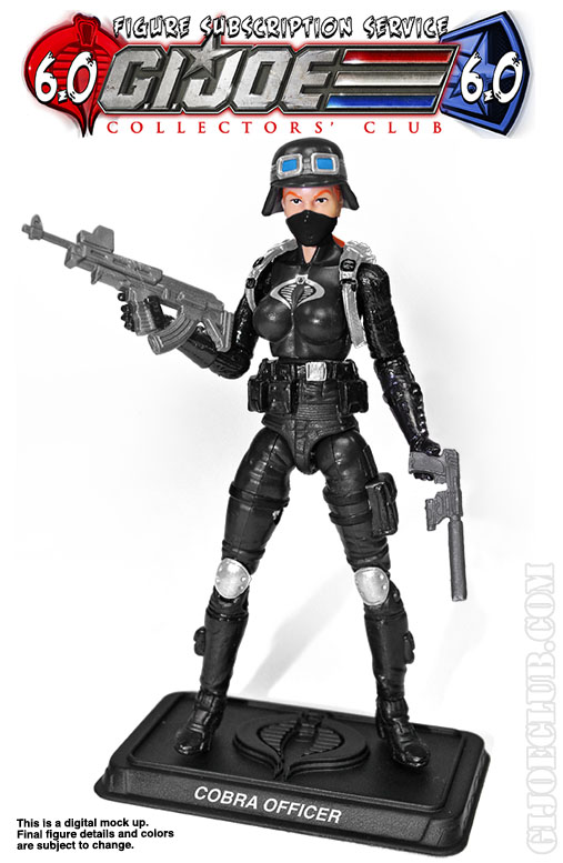 G.I. Joe FSS 6 Night Stalker Commander