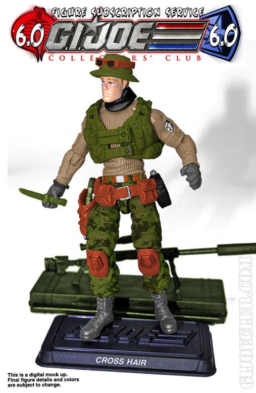 GI Joe Weapon Sgt Stalker v10 WEB GEAR 2008 Original Figure Accessory