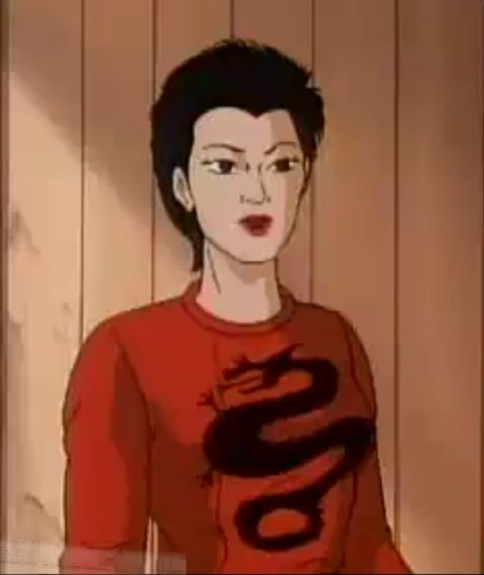Jinx in G.I. Joe: The Movie by Sunbow