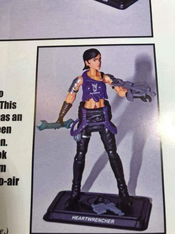 G.I. Joe Collector's Club Dreadnok Heartwrencher