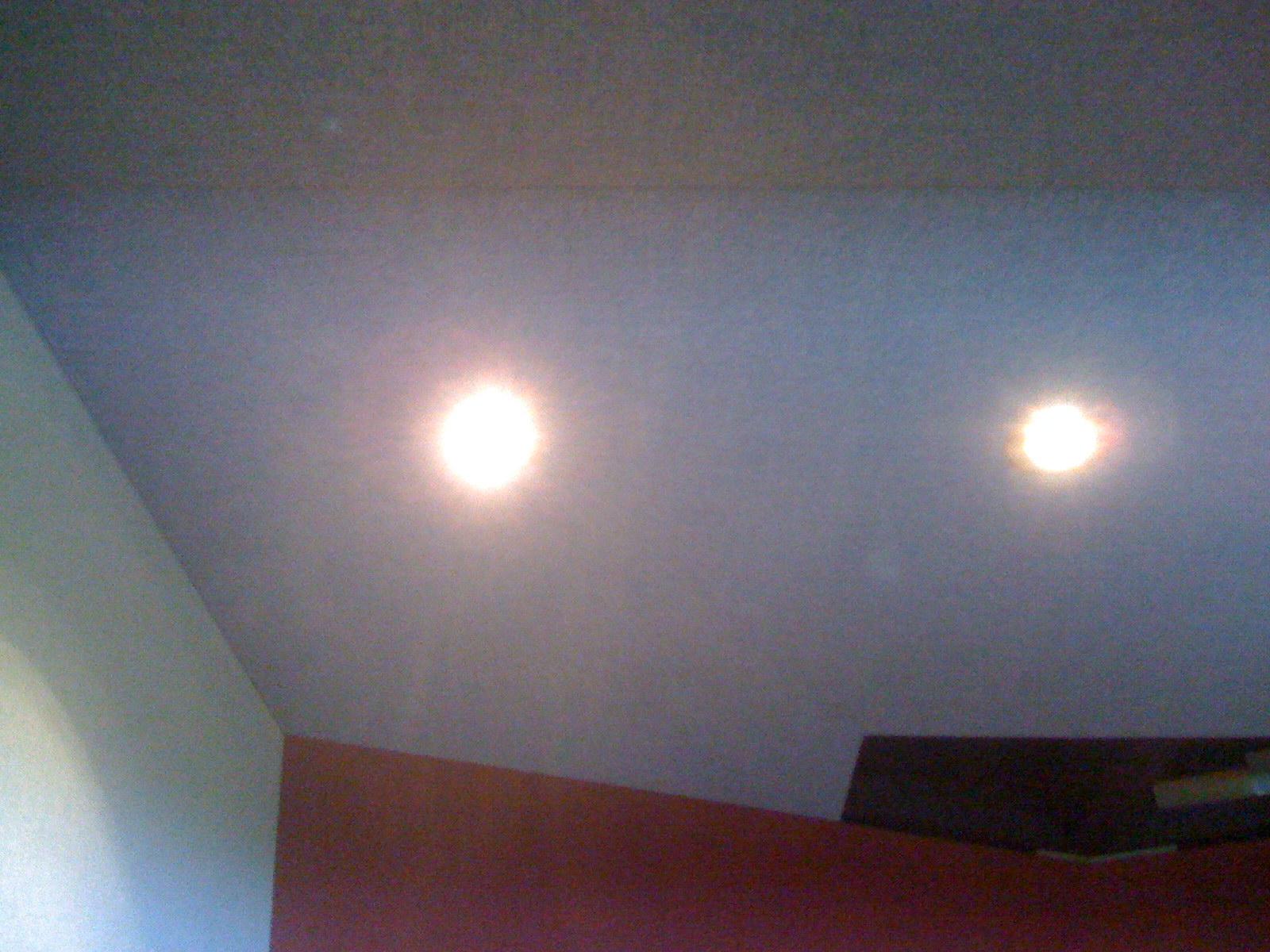Control room lights set to 'interrogation mode'...
